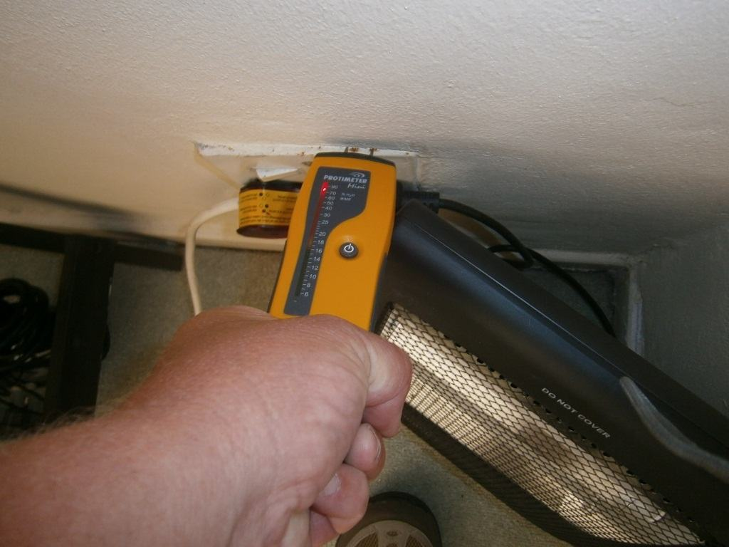 Moisture Meters Used By Housecheck Home Inspectors