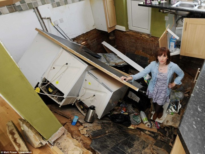 Dream timber house turns into a nightmare