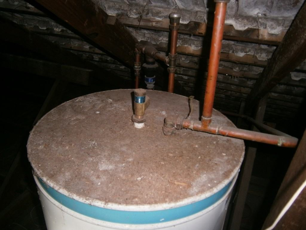 Geyser TP valve