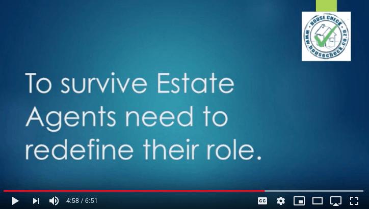 Are estate agents under threat?