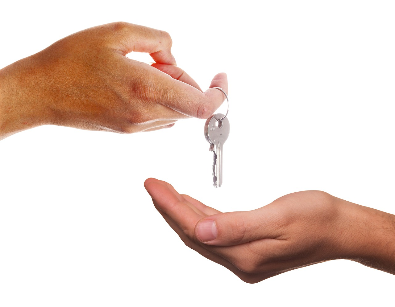give, key, receive